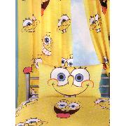 Spongebob Squarepants Expressions Curtains