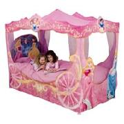 Princess Tiana Royal Canopy Bed | Disney Princess  Me | Disney