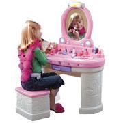 Vanity Unit Vanity Dessing Table Kids Character Toys
