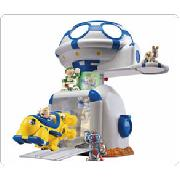 Lunar Jim Mission Control Playset