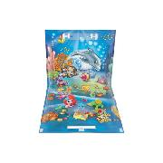 Gr8 Art Bindeez - Ocean World Portable Play Centre