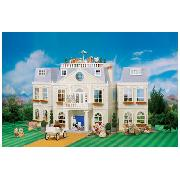 Sylvanian Families - Grand Hotel with Chef and Waitress